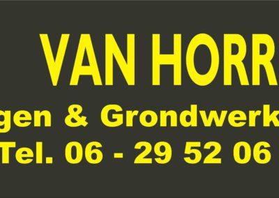 van Horrik