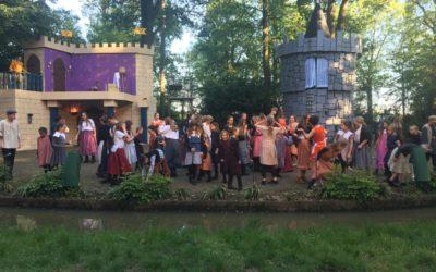 Speledonckers brengt jeugdproductie Rapunzel